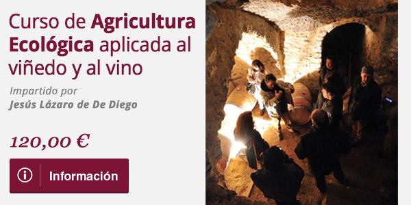 Curso de Agricultura Ecológica aplicada al  viñedo y al vino